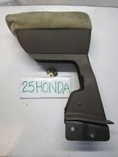 1990-1991 Honda Accord Coupe Sedan Armrest Brown Ultra Rare OEM JDM CB9 CB7