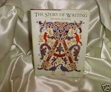 """Parker Published """"Story of Writing"""" 1stEdtion"""
