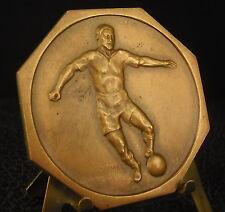 Médaille Belge Belgique Belgium, Sport Football Soccer 1963 Nivelles Medal  铜牌