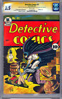 DETECTIVE COMICS #51 CGC-SS 2.5 *CERTIFIED PRIVATE COLLECTION OF JERRY ROBINSON*