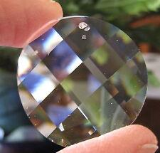 Swarovski Crystal Pagoda Twist Prism Ornament Suncatcher with Logo, 35mm