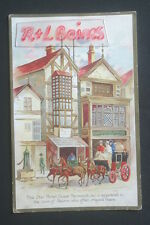 The Star Hotel, Great Yarmouth, in Nelson Time, Who Often Stay There, Norfolk.