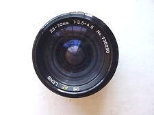 Minolta Maxxum AF-Focal 28/70mm  f3.5-4.5  Auto Focus Lens