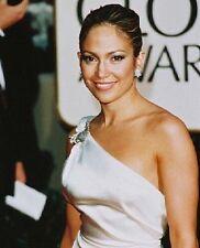 Jennifer Lopez 8 X 10 Color Photograph