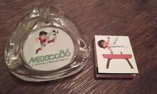 More details for world cup mexico 86 sport billy ashtray and pocket box matches