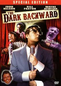 THE DARK BACKWARD DVD Lara Flynn Boyle Judd Nelson Wayne Newton Bill Paxton RARE