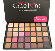 New Beauty Creations Eye shadow 35 Color Pro Palette (EMMA) Highly Pigmented