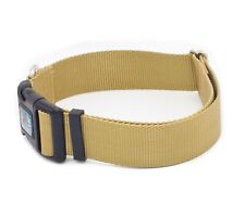 "1.5 Inch Width Nylon Buckle Dog Collars - Heavy Duty 1.5"" Width Dog Collars"