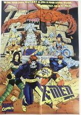 X-Men 2099 #1 Comics 1993 Poster 23 X 16 Never Sold