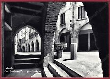TREVISO ASOLO 14 FONTANA Cartolina FOTOGRAFICA