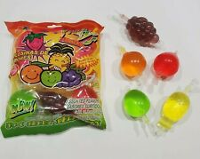 Fruit Jelly TIK TOK CANDY (9 Pieces) 1 BAG Din Don SHIPPING IMMEDIATELY!!!