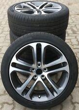 "Original Jaguar Xe 18"""" Templar Ruedas Completas con Pirelli Neumáticos de"