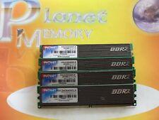 8GB 4X2GB DDR2 PC2-6400 800MHz 240p NON ECC Low Density DESKTOP PDC24G6400ELK