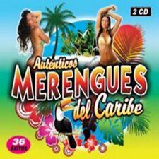 MERENGUE - AUTENTICOS MERENGUES DEL CARIBE 2CDS [CD]