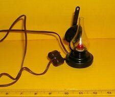 Bodo Hennig Puppenstube Öllampe elektrisch Wohnzimmer Zubehör Möbel