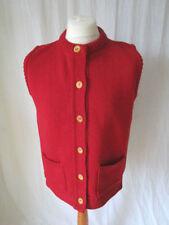Wool None Regular Sleeveless Jumpers & Cardigans for Women