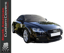 Audi TT Convertible Soft Top Roof Half Cover - Mk2 (Typ 8J) 2006 to 2014 RP238