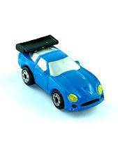 Micro Machines Vehicle Car 1990 Corvette Callaway Supernatural Sports Car Blue