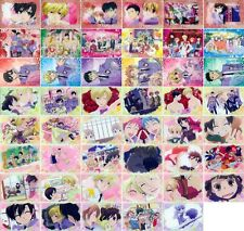 Ouran High School Host Club - Near Complete Pearl Card SET of 47 [NM] - Tamaki +