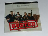 Busted - Air Hostess SPANISH PROMO CD Single - SEALED