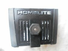 Homelite XL1. Chainsaw Super Mini Carb Air Filter Cover Black Parts Fire Wood