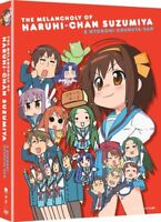 The Melancholy of Haruhi-Chan Suzumiya and Nyoron! Churuya-San: Comp [