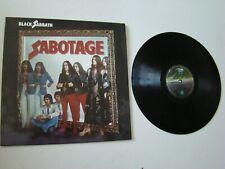 Black Sabbath – Sabotage - LP VINYL