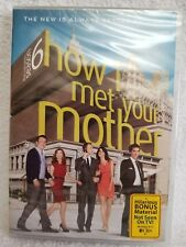 How I Met Your Mother Complete Season 6 Six (DVD, 2 Disc) Widescreen New Sealed