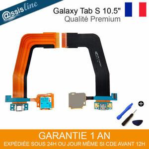 NAPPE CONNECTEUR DE CHARGE USB POUR SAMSUNG GALAXY TAB S 10.5 SM-T800 T801 T805