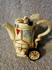 More details for ** superb cardew golf trolley teapot ** excellent condition **