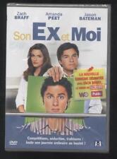 NEUF DVD SON EX ET MOI SOUS BLISTER ZACH BRAFF AMANDA PEET JASON BATEMAN comédie