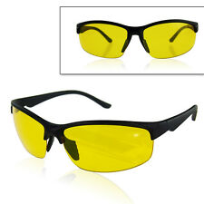 Sunglasses Night Vision Plastic Glasses Driving Exercise Windproof