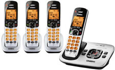 Uniden D1780-4 1.9 GHz Four Handsets Single Line Cordless Phone