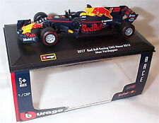 Red Bull Racing RB13 F1 car Max Verstappen TAG Heuer 2017 car 1.32 scale burago
