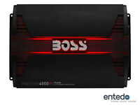 BOSS AUDIO PD4000 Monoblock Verstärker Endstufe Amplifier Car Auto KFZ PKW NEU