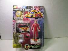 Toy Biz Nascar Superstars Of Racing Bill Elliott Action Figure t3728