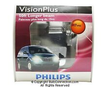 NEW Philips BC9632 H7 Vision Plus 2-Pack 12972VPS2 Bulb