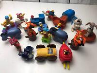 Vintage McDonalds Barbie Happy Meal Toys Lot Of 21 Vintage 90s 2000s Plastic Toy