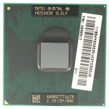Intel Core 2 Duo T6670 2,2GHz/2M/800 - SLGLK/45M2817
