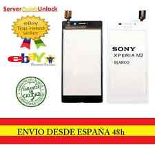 Parts Touch Screen Digitizer for Sony Xperia m2 D2303 D2305 D2306 White