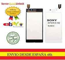 Pantalla Tactil para Sony Xperia M2 S50h D2303 S2305 BLANCA BLANCO M 2 M2