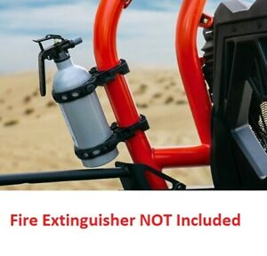 "Open Trail Fire Extinguisher Roll Cage Mount Kit For UTV's with 1 3/8""-2"" Tubes"