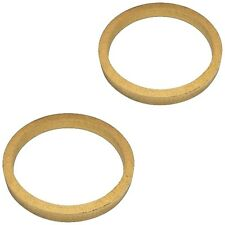 Spacer Rings (MDF Version) for 6 1/2in Speaker 0 23/32in Height 2 Pcs / Narrow