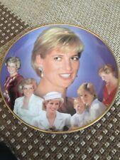compton and woodhouse Elegant Ambassador plates princess diana  peoples 2004