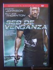DVD SED DE VENGANZA (DWAYNE JOHNSON, EDICION DE ALQUILER) (5I)