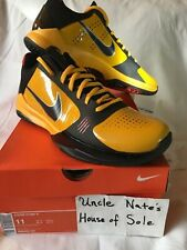 Nike Kobe 2010 Zoom V 5 'Bruce Lee' (the Original, NOT Protro), Size 11, DS