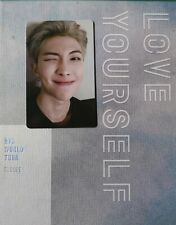 [ON HAND] BTS LOVE YOURSELF TOUR EUROPE DVD SET, with NAMJOON PC