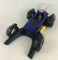 Imaginext DC Super Friends Batman Transforming Batmobile Toy with Figure 2015