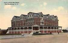 Far Rockway New York Tack A Pou Sha Hotel Antique Postcard K49012