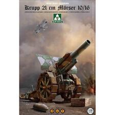Takom #2032 1/35 Krupp 21cm Morser 10/16
